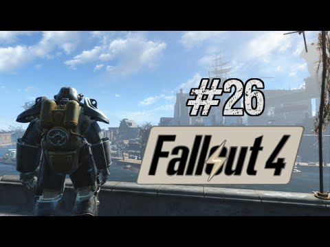 Fallout 4 BLIND Playthrough with Mr Anderson [Part 26] - University Point