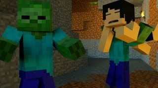 Repeat youtube video Ruse - Minecraft Animation