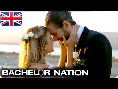 Alex Treats The Girls To Wedding Portraits!   The Bachelor UK