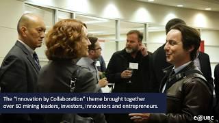 e@UBC & CIBC Mining Technology & Innovation Forum