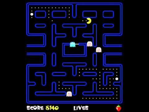 Pacman Original Spielen