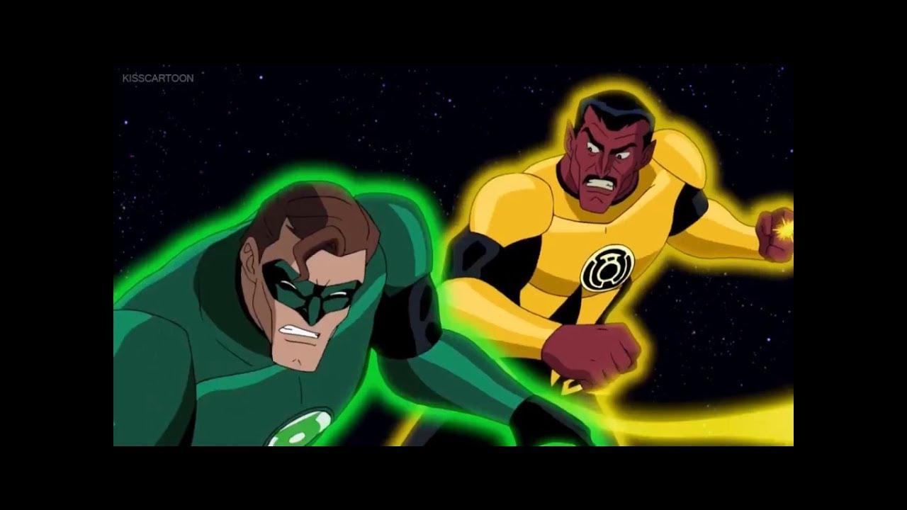 sklep internetowy strona internetowa ze zniżką najlepiej sprzedający się Hal Jordan vs Sinestro part 3/3 (Green Lantern: First Flight)