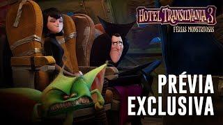 Hotel Transilvânia 3: Férias Monstruosas   Prévia Exclusiva (Dublado com Legenda)