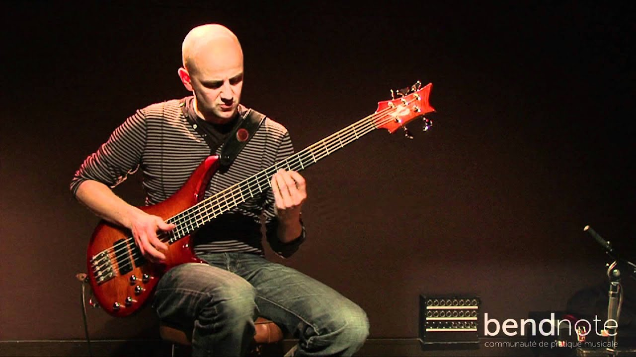 Cours de Guitare & Basse - Ivan Rougny - BendNote - YouTube