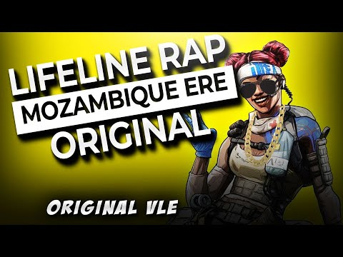 Mozambique 'ere | Lifeline Rap (Voice Line Edited song) | Apex Legends
