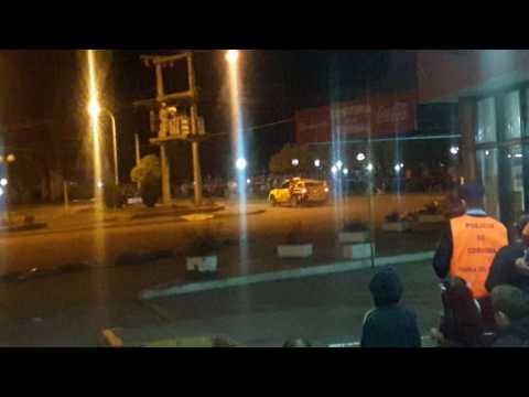 Radio Conlara Cordoba- Rally nocturno Villa Dolores