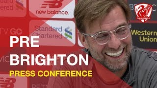 brighton-vs-liverpool-jurgen-klopp-press-conference