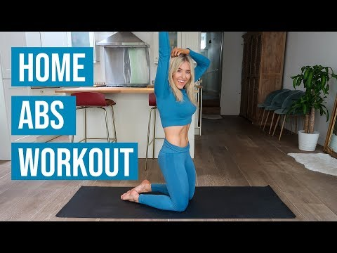 5 MINUTE HOME ABS WORKOUT FOR WOMEN | FLAT TUMMY 6 PACK WORKOUT