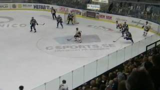 HV 71 vs Luleå 5-4 2009-10-17 (Highlights)