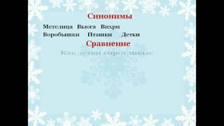 Презентация есенин поет зима аукает береза презентация 2 класс