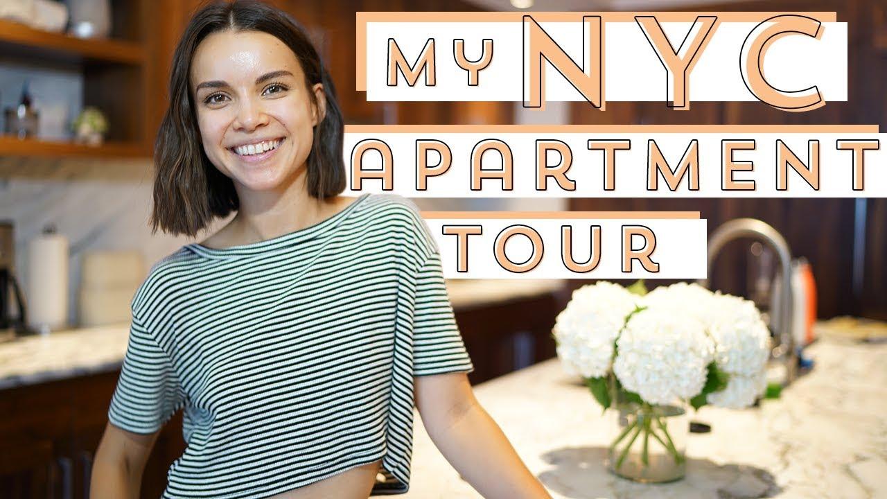 My Nyc Apartment Tour Ingrid Nilsen