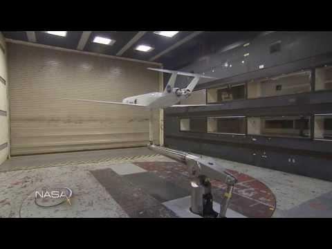 NASA X - Fixed Wing trailer