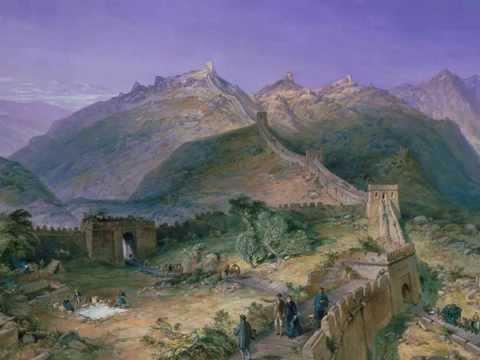"""Mingxin Du: Symphony """"The Great Wall"""" (ca.1980)"""