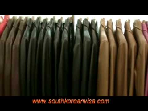 Brief look at Ist Avenue Leather Jackets Shop Korea