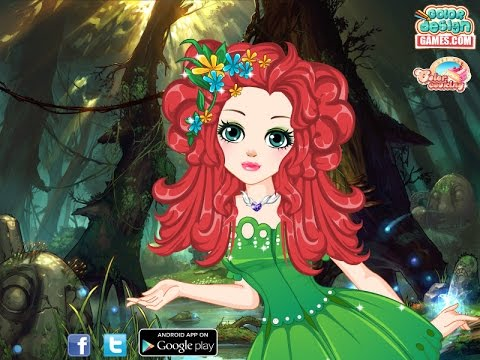 Fairy Hairdresser- Fun Online Fashion Games for Girls Kids Teens