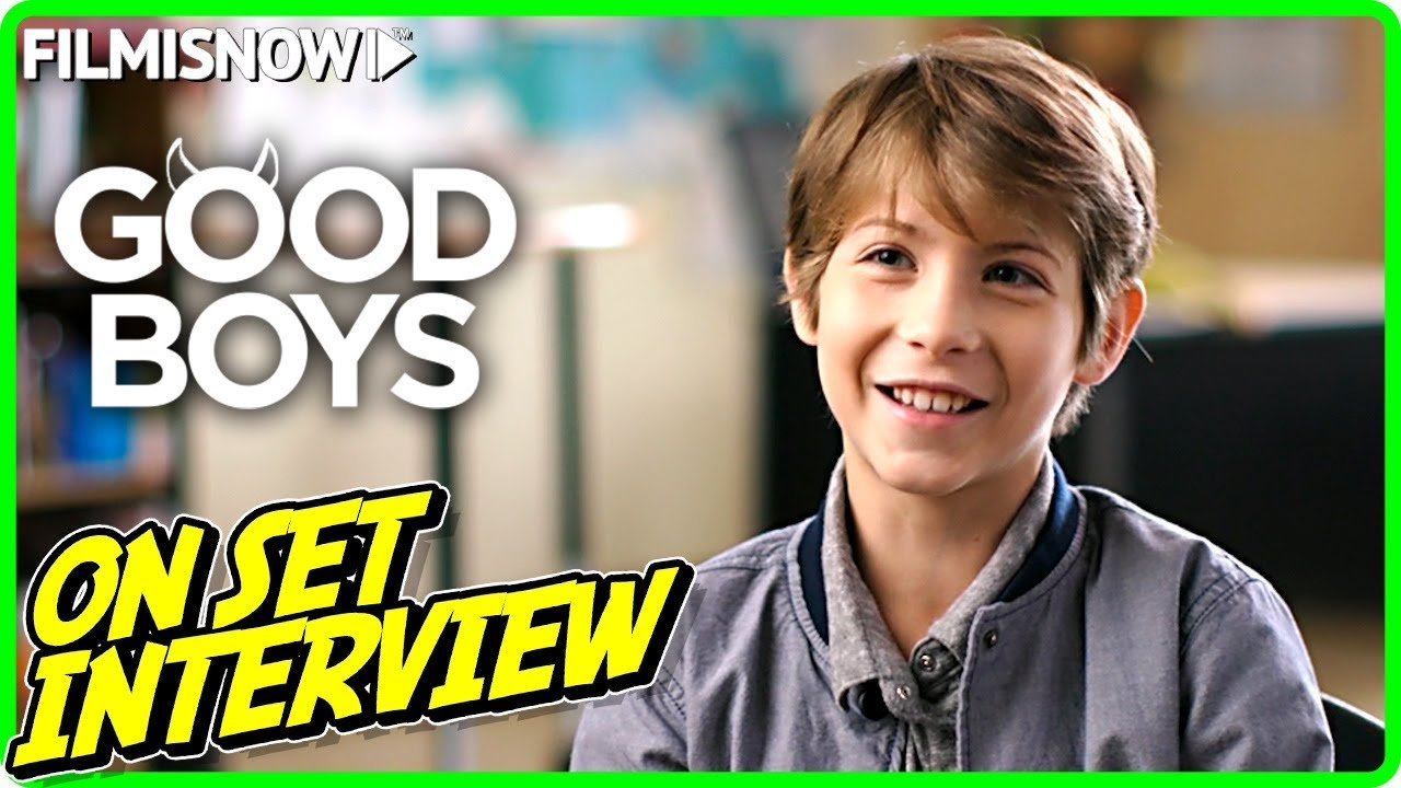 GOOD BOYS | Jacob Tremblay