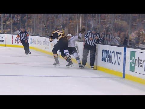 10/26/17 Condensed Game: Sharks @ Bruins