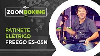 Patinete Elétrico Freego - Testamos! | ZOOMBOXING