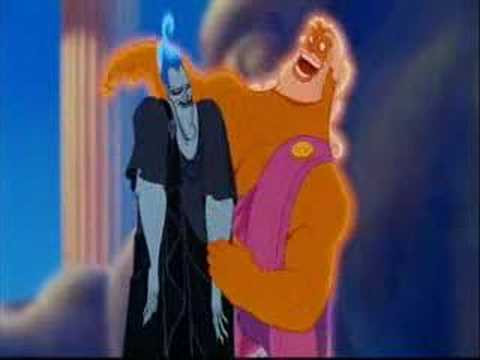 Hades Intro to the movie Hercules