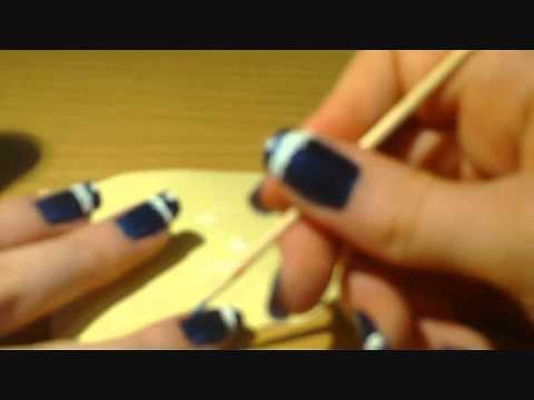 Tardis Nail Art Youtube