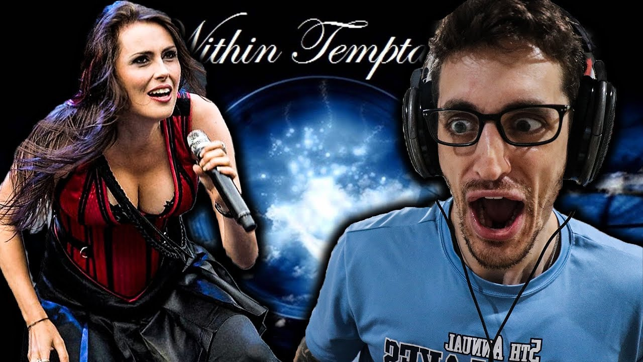 Here's What a Perfect Singer Sounds Like!   WITHIN TEMPTATION -