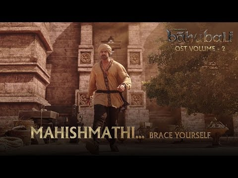 Bahubali-The Beggining || Original BGM