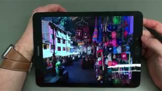 4K Samsung Galaxy Tab S3