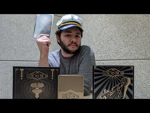 Close to the Sun - Collector's Edition Unboxing (Nintendo Switch)