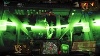 MWO Locust Pirates Bane 907 dmg 3 kill (NightVision)
