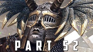 GOD OF WAR Walkthrough Gameplay Part 52 - GUNNR VALKYRIE (God of War 4)