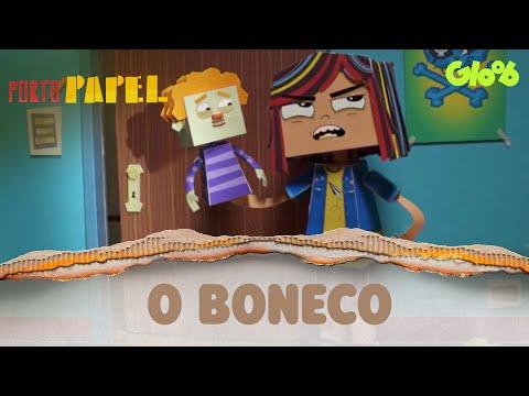 Porto Papel |  'O Boneco' Clipe Oficial | Gloob