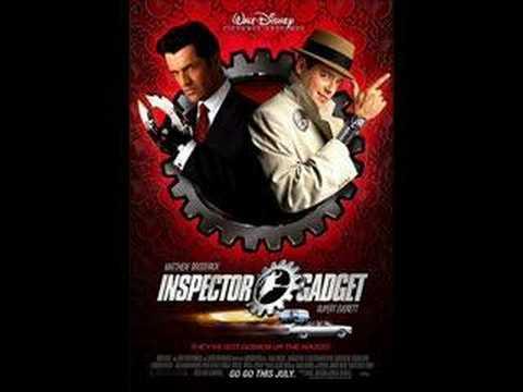 Inspector Gadget Techno