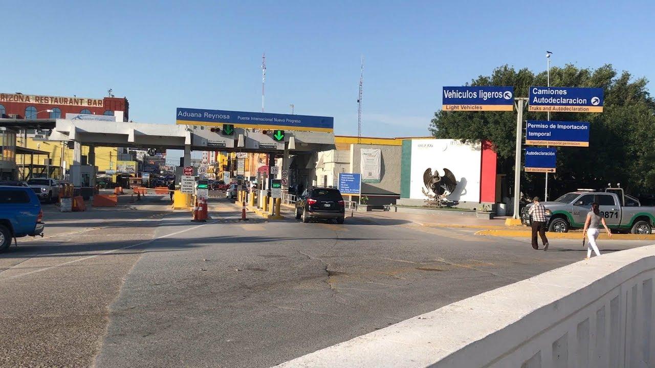 Visit Nuevo Progreso Mexico via the Progreso Texas Border Crossing