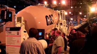 Video still for ConExpo Video- Caterpillar/Vocational Truck