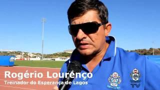 Entrevistas | Esperança de Lagos X Lusitano de Évora