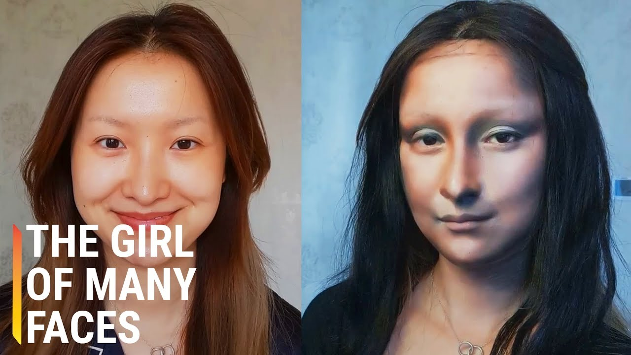 Makeup Artist Transforms Completely