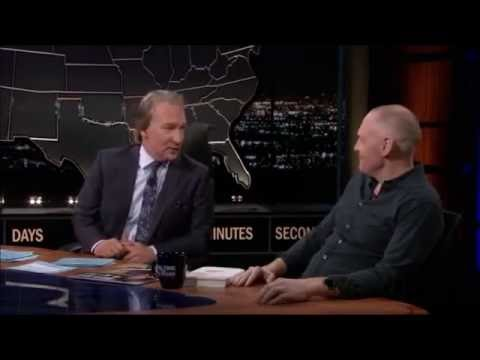 Bill Burr on Real Time with Bill Maher