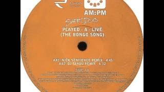 Safri Duo - Played-A-Live (The Bongo Song) (Nick Sentience Remix)