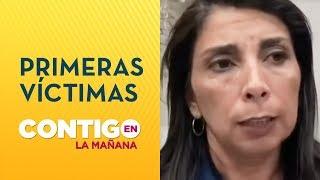 Gobierno confirma personas fallecidas en San Bernardo - Contigo en La Mañana