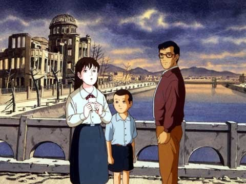 Can the nephew of a Hiroshima atom bomb survivor inspire his friend through a message from his aunt?  Watch an animated movie based on a story by Daisaku Ikeda.
