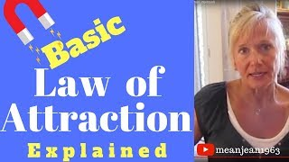 Law of Attraction Basics / Mother