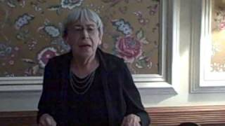 Ursula K Le Guin: Guesswork & Archaeology & Virgil