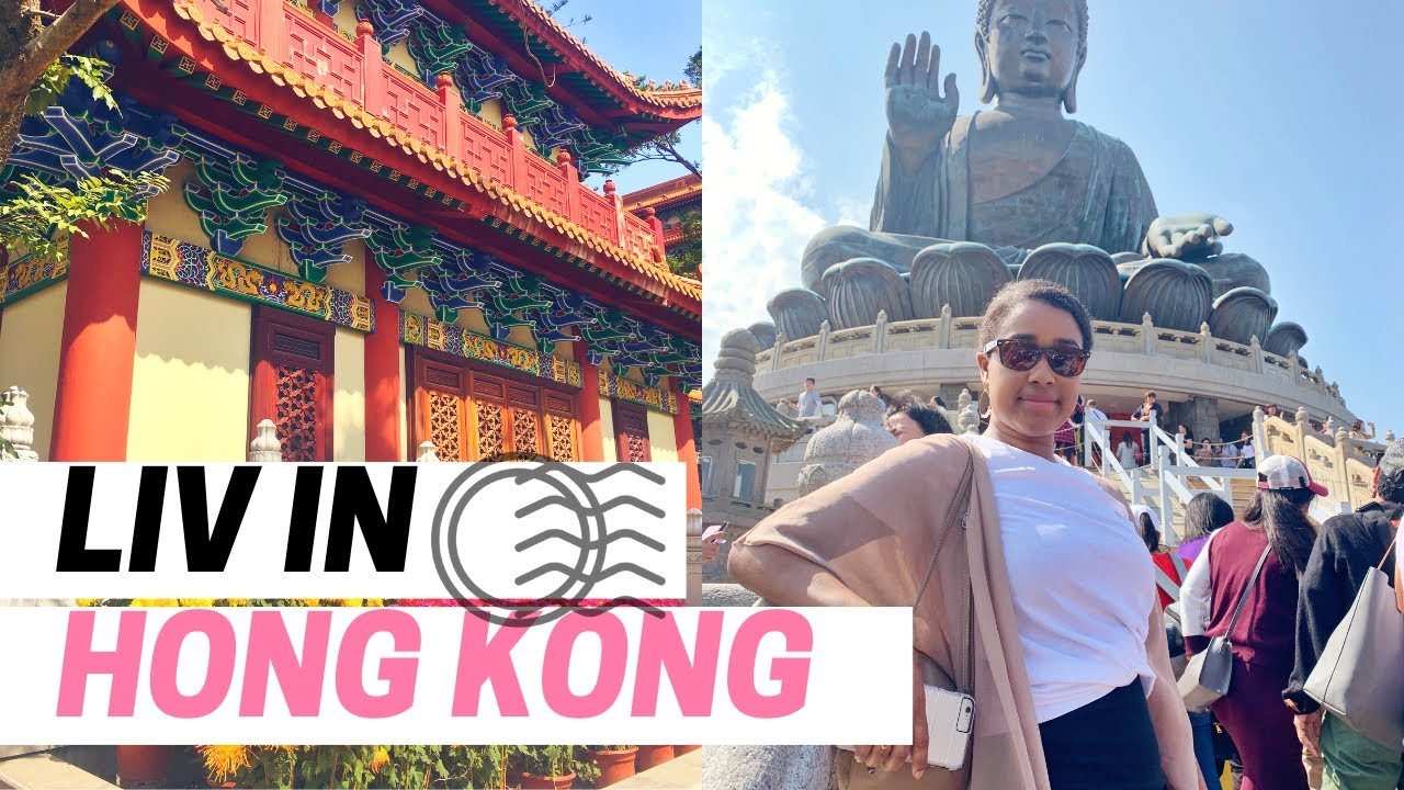 Big Buddha, Po Lin Monastery, & Tai O Fishing Villge : Liv in Hong Kong 9