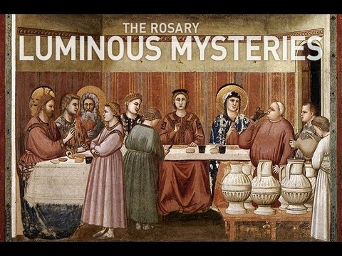 photograph about Luminous Mysteries of the Rosary Printable named Rosary - Luminous Mysteries