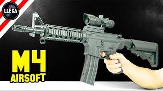 32€ Me Ha Costado Este M4 De Airsoft de Iniciación - Cosas Compradas En Internet thumbnail