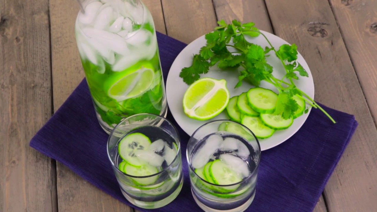 12 Infused Water Recipes Video