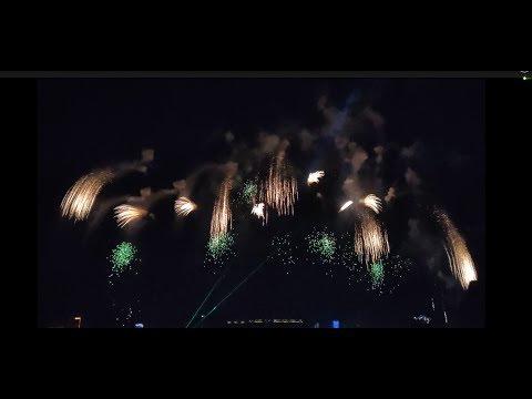 澳门烟花节Macao International Fireworks Display Contest- China