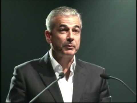 Part 1: Fernando Zobel de Ayala keynote on Enlightened Capitalism