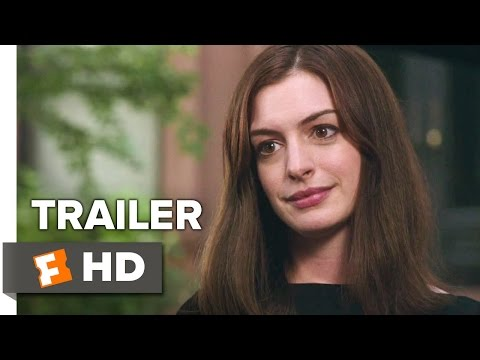 The Intern Official Trailer #2 (2015) - Anne Hathaway, Robert De Niro Movie HD