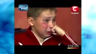 Что делает компьютер с детьми(Разбалованый парень в шоке от того что ему ограничили доступ к компютеру., 2013-07-24T20:16:36.000Z)
